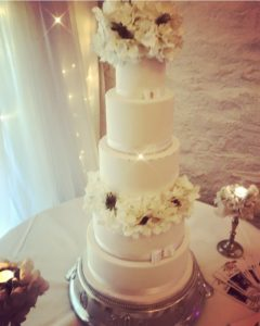 Wedding Cakes In The North West